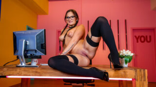 Im Büro gefickt Porno